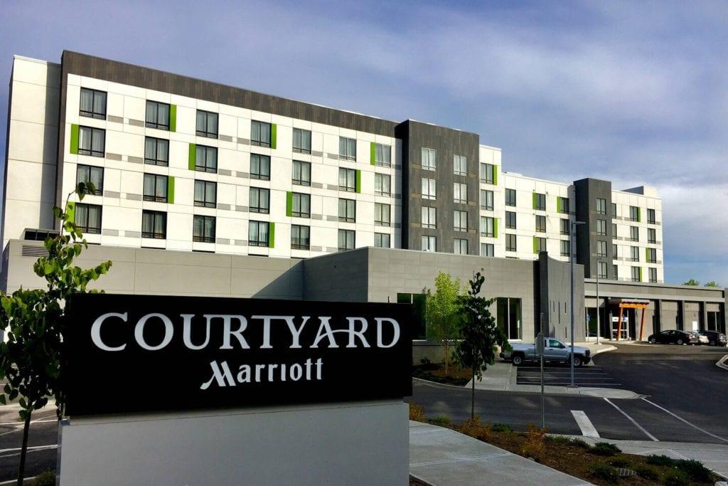 Courtyard Marriott PG