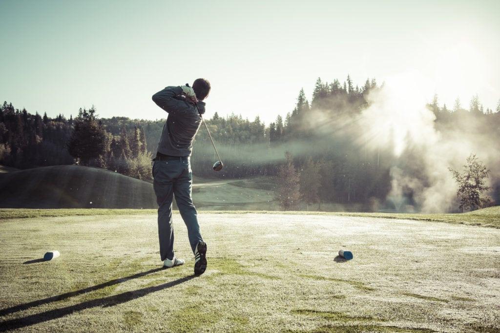 Aberdeen Glen golf course