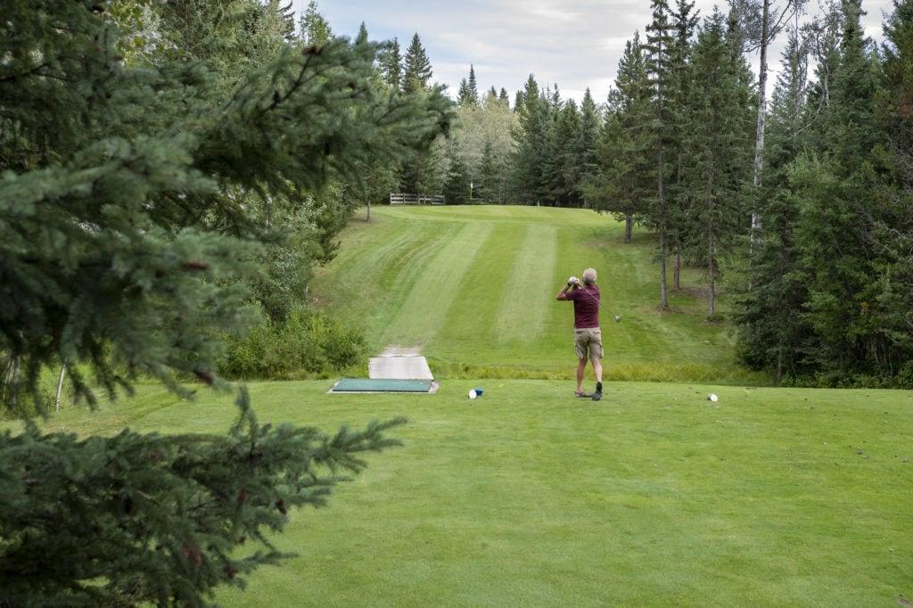 Alder Hills golf course