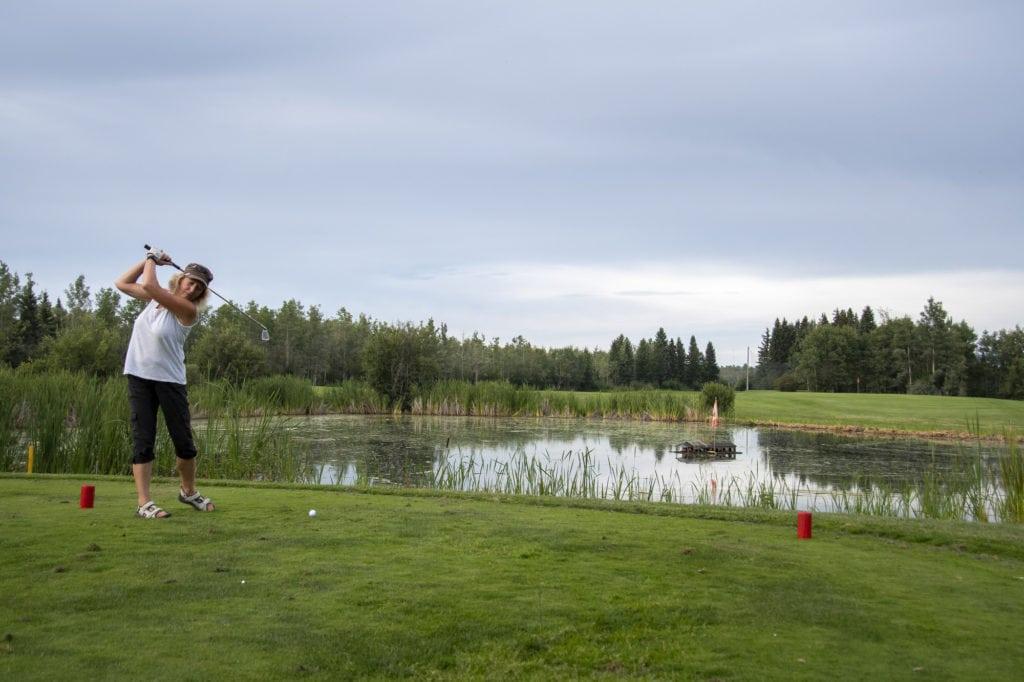 Aspen Grove golf course