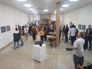 art show at omineca arts centre