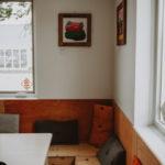 Interior of Ritual Coffee Shop
