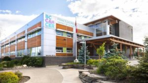 BC Cancer building in Prince George