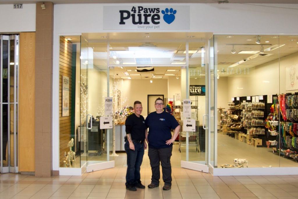 4 Paws Pure Pop Up Shop